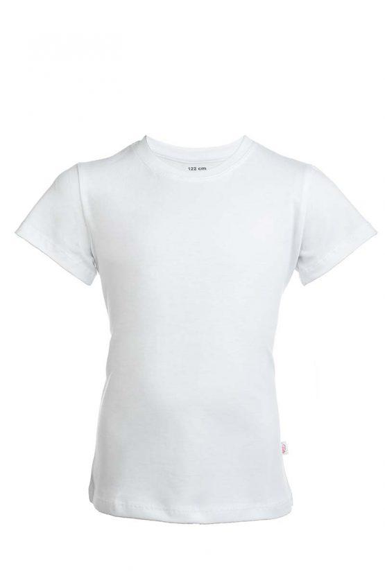 Biała bawełniana koszulka T-Shirt