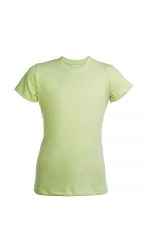 Koszulka w kolorze limonki - T-Shirt