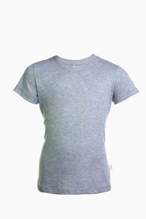 Szara bawełniana koszulka T-Shirt