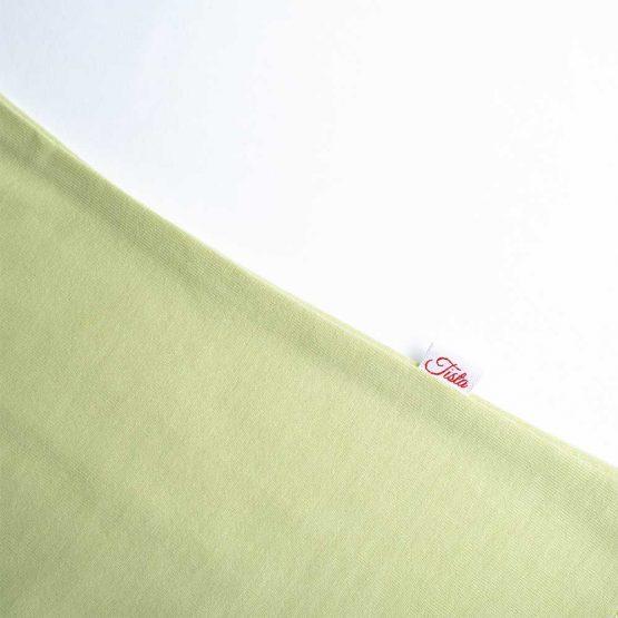 Limonkowa oryginalna koszulka Tista